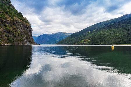 hardanger: View of the Fjord, Norway