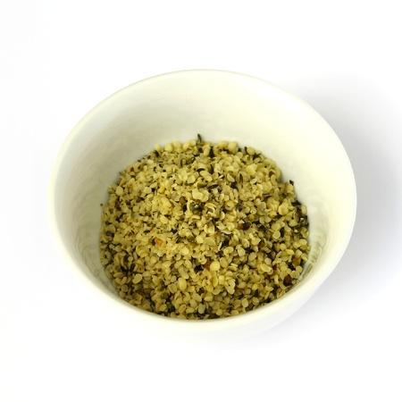hemp seeds Imagens