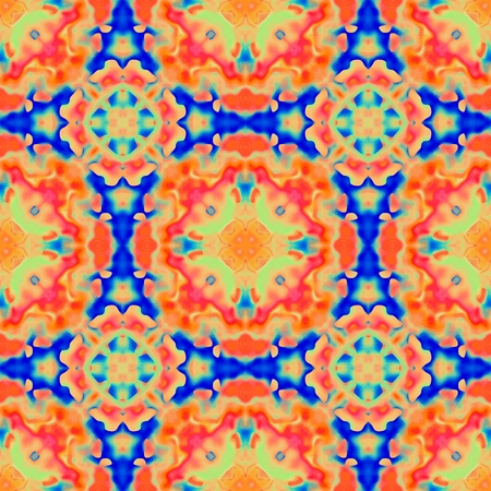 Colorful abstract background. Raster version. Stock Photo