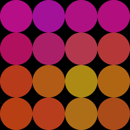 Circles pattern. Abstract background. Raster version.