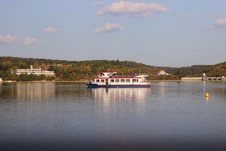 the Czech Republic, the city of Brno, the dam