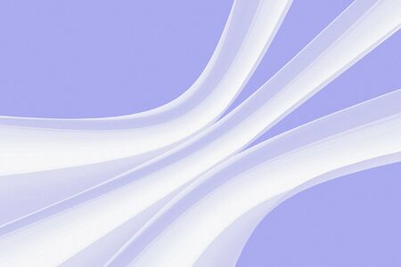 Monochromatic blue background with three arcing bands of various tones.  Finely texured. Stock Photo