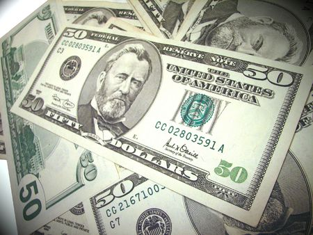 Money Pile Stok Fotoğraf