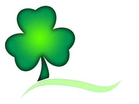 Shamrock Stock Photo