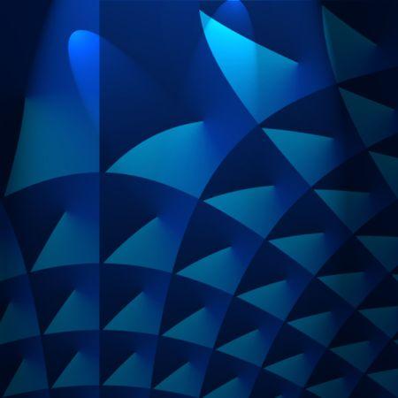 backlighting: Blue Mechanical Stock Photo