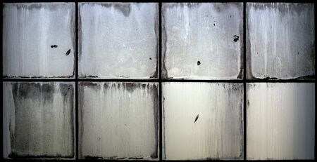 grunge textures: Grunge textures of old and dirty glass window.