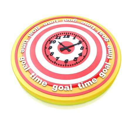 time critical: time goal in the design of information related to the business objectives