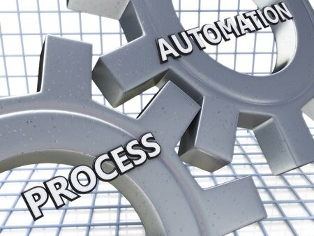 formalization: Process Automation on the Mechanism of Metal Gears in the design of information related to business