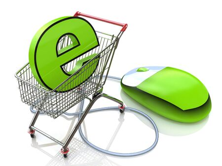 scroll wheel: e-commerce in the design of related information with shopping on the Internet