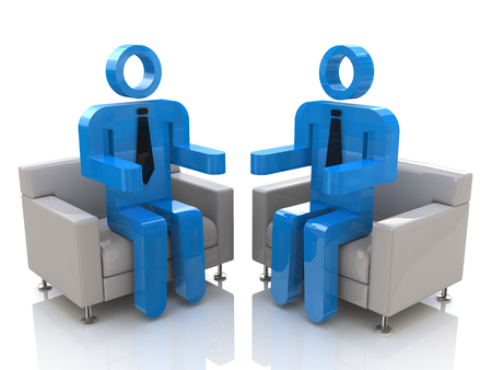 two minds: conversation in the design of information related to communication