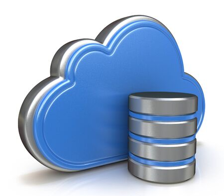 remote backup service: Cloud storage concept in the design of information related to internet