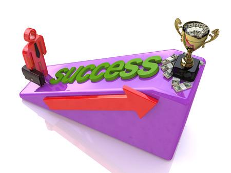 ビジネス目標の達成に関連するビジネス情報の設計に成功