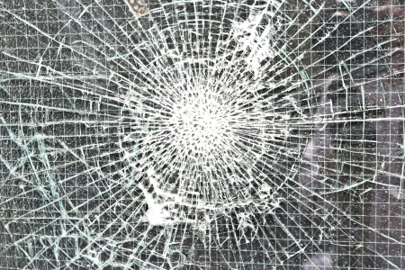 broken glass Stock Photo - 13797172