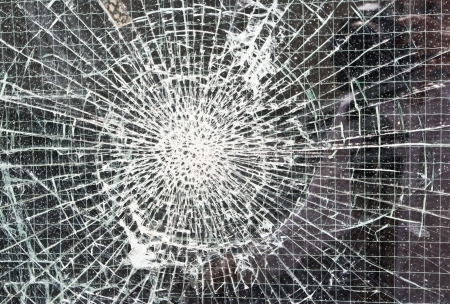 broken glass Stock Photo - 13797186