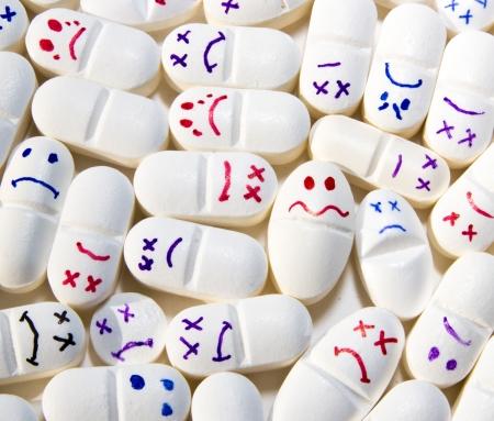 ecstasy pill: smiley face pills