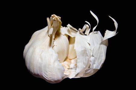 garlic Stock Photo