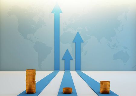 More investment more profit- 3D rendering