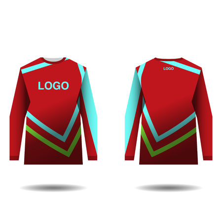 Jersey design for extreme cycling for Mountain bike jersey.