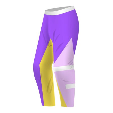 Motocross pants design. Sportswear design for competitions, promo, racing, gaming. Templates trousers for mountain biking, downhill.