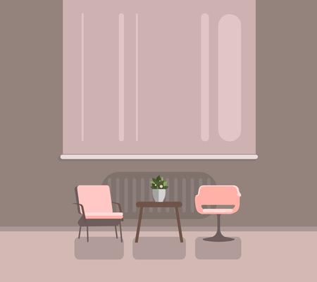 Cozy Loft Interior