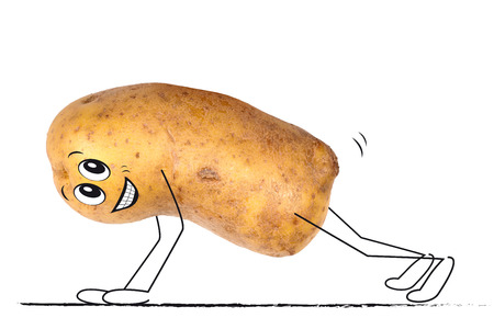 Sporting potato
