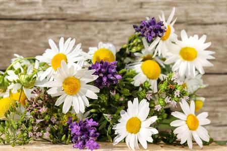 Homeopathy with medicinal herbs