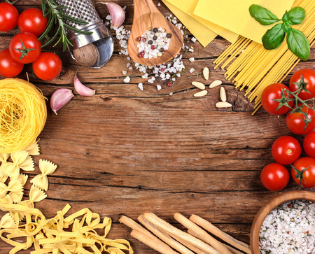 Ingredients for cooking photo