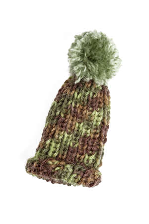 pillowy: Bobble cap in camouflage