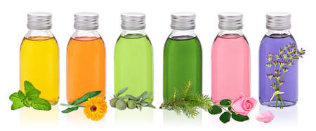 Different oils for wellness