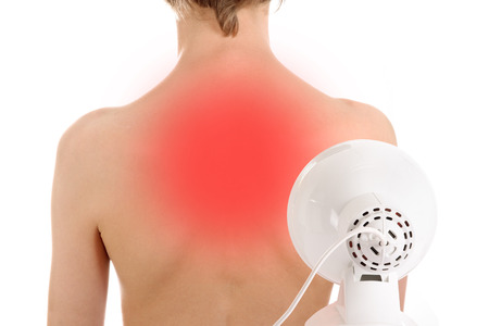 back light: Infrared radiation, therapy