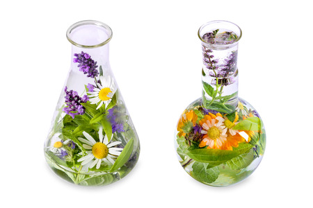 Homeopathy and cooking with herbs