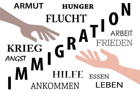 assimilation: Immigration, help