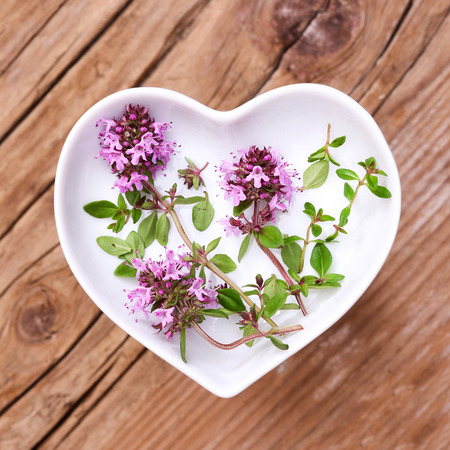 Homeopathy and cooking with thyme