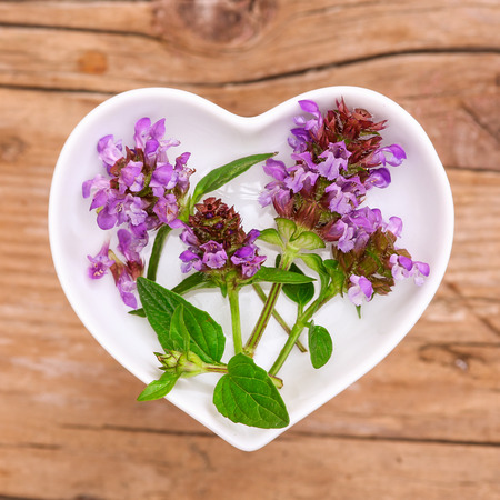 prunella: Homeopathy and cooking with prunella