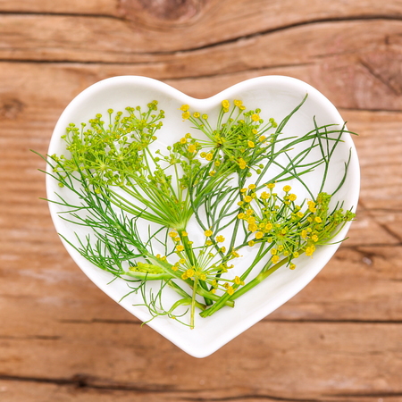 Cooking with fresh dill