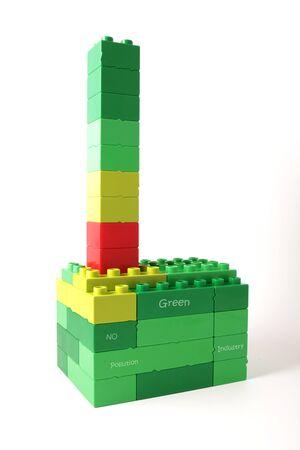 Green factory photo