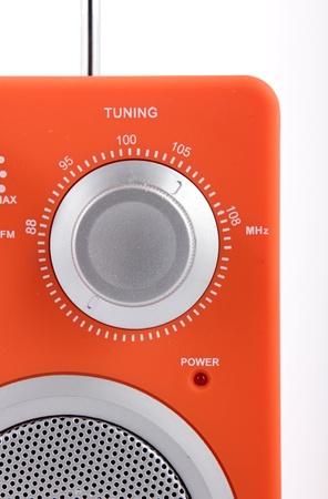airwaves: Orange radio