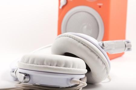 airwaves: Radio and headphones