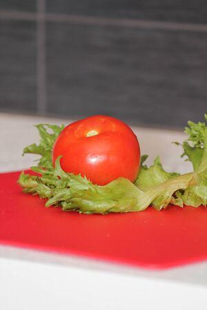 sallad: Fresh produce
