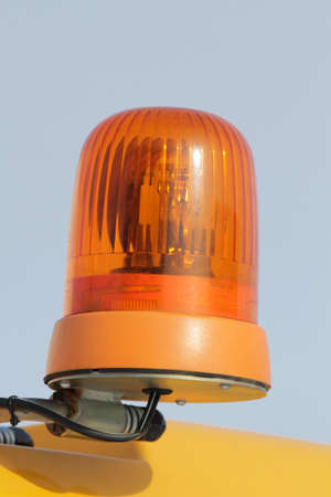 rotating: Rotating lights Stock Photo