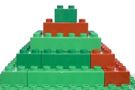 achievment: Pyramid Stock Photo