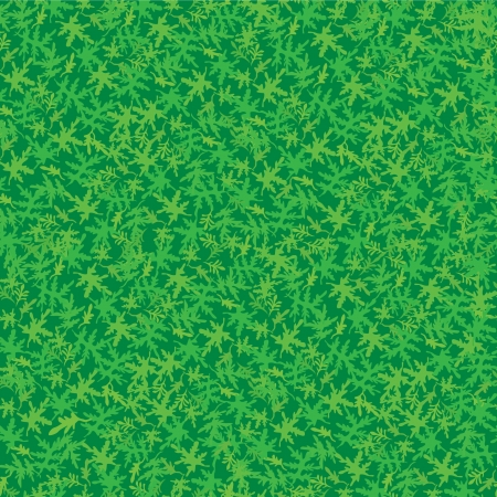 floral seamless background from plant motifs  Leaves pattern,  Vector