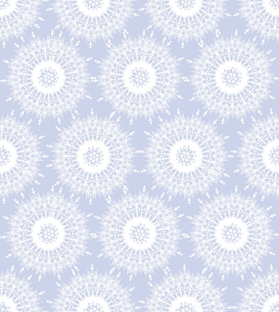 snowflake background  lacy pattern Stock Vector - 15827289