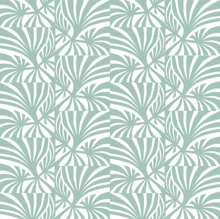 floral seamless pattern background in retro style 1960s Stock Vector - 16062419