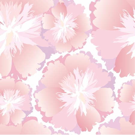 Floral seamless pattern white and pink flower background royalty floral seamless pattern white and pink flower background stock vector 16139988 mightylinksfo