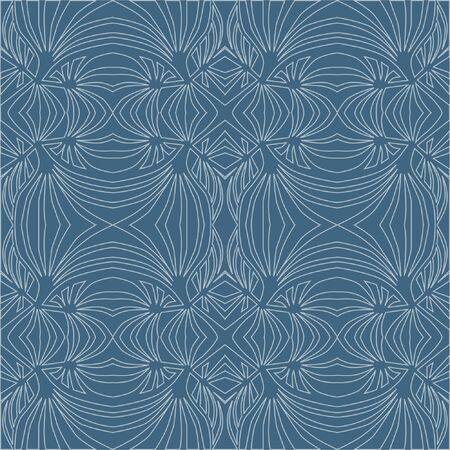floral seamless pattern background  in retro style Stock Vector - 16228531
