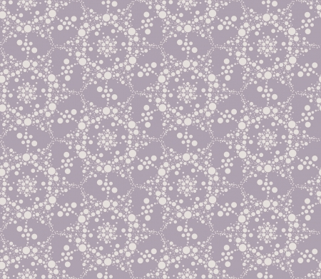 abstract seamless floral lacy pattern background  Vector