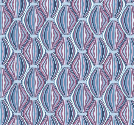 cotton wool: Wool seamless pattern with thread making net  Fabric background