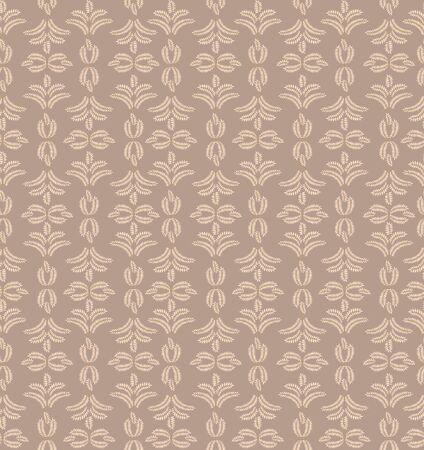Floral pattern seamless  Flourish ornamental background Stock Vector - 16473110
