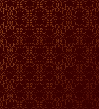goldy: Floral pattern seamless  Abstract chocolate background